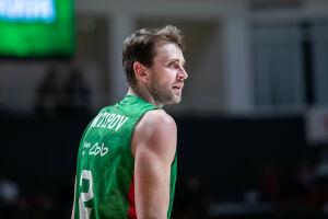 Форвард УНИКСа Павел Антипов приглашен в состав сборной России по баскетболу
