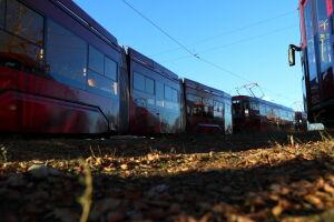 В Набережные Челны доставят 10 трамвайных вагонов
