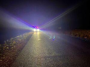 ГИБДД Нижнекамска ищет водителя, который сбил на трассе пешехода и уехал