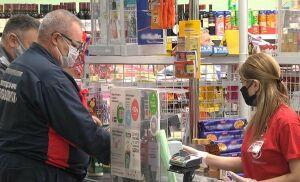 В Нижнекамске составили более 300 протоколов на людей без масок