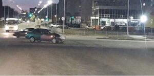 Водитель скорой пострадал,  протаранив на перекрестке легковушку в Нижнекамске