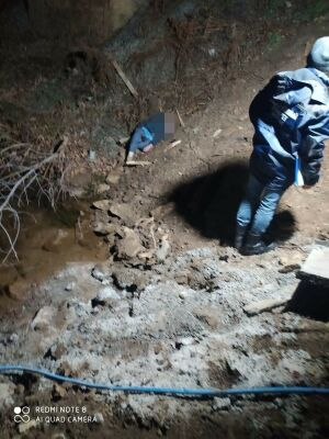 Ночью в Кукморе ликвидировали злоумышленника, напавшего на полицейских с ножом