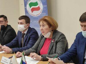 Зиля Валеева предложила создать татарстанскую сеть благотворительных НКО