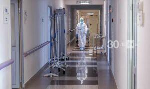 В Татарстане выявлено 43 новых случая коронавируса