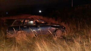 Под Челнами пожилой водитель пострадал, в темноте вылетев на авто в поле