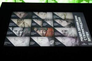 В Казани открылась выставка фронтовых портретов Великой Отечественной