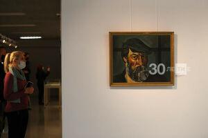 В Казани открылась выставка Архиреева, одну из картин которого купил Пиотровский