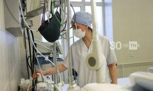 В Татарстане более чем вдвое увеличилось число тяжелых случаев коронавируса