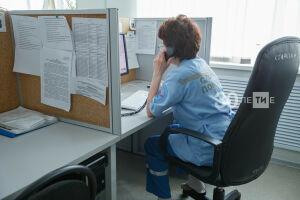 Татарстанцы начали чаще вызывать «скорую» иврачей надом при симптомах ОРВИ