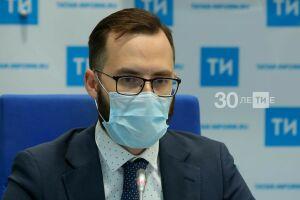 Рядом со станциями метро и ТЦ в Казани от гриппа привились больше 13 тыс. человек