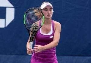 Полина Кудерметова вышла в третий раунд юниорского турнира на «Ролан Гаррос»