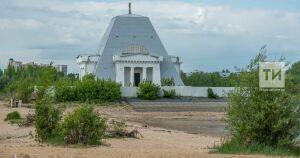 Жители столицы РТ очистят от мусора территорию храма-памятника на реке Казанке