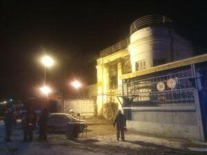 Уголовное дело завели после гибели пятерых мужчин на пожаре в Казани