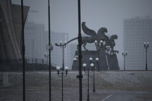В Татарстане ожидается облачная и снежная погода