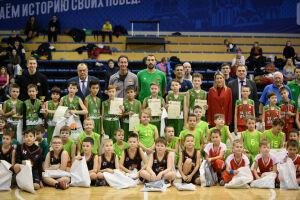 В Казани будет построен Центр баскетбола