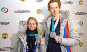 Фигуристка из Татарстана завоевала серебро IV этапа Кубка России в Казани