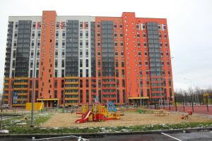 В Казани 340 семей смогут заселиться в новый соципотечный дом
