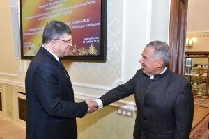 Минниханов: Нужно улучшать торговые отношения между Татарстаном и Тунисом