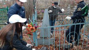 В Лаишевском районе провели благоустройство воинских захоронений