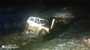 Фургон вылетел на встречку и протаранил «Ниву» на трассе в РТ, двое в больнице