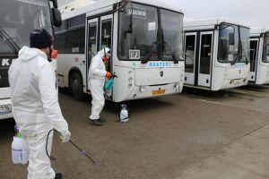 Челнинские транспортники: На водителей нельзя «вешать» санитарный контроль