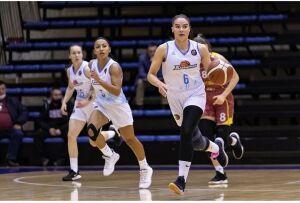 Баскетболистки «Казаночки» одержали шестую победу в нынешнем сезоне