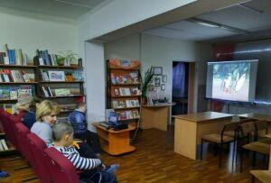В детской библиотеке Чистополя провели «Кораблик доброты» для детей-инвалидов