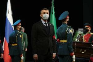 Фаттахов: Кузнецов был символом патриотического воспитания молодежи Татарстана