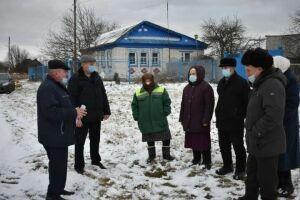 В Алькеевском районе на сходах граждан решают вопросы самообложения