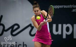 Вероника Кудерметова не смогла выйти в полуфинал турнира в Линце