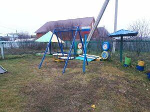 На территории детсада в Новошешминском районе возведут спортплощадку