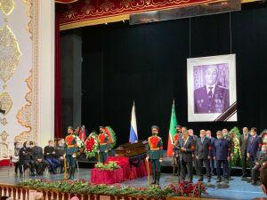 Шайхразиев: В судьбе Бориса Кузнецова отразилась судьба всей страны