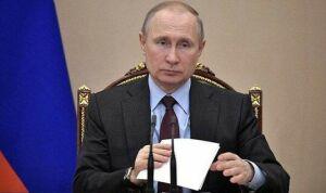 Путин выразил соболезнования в связи со смертью Бориса Кузнецова