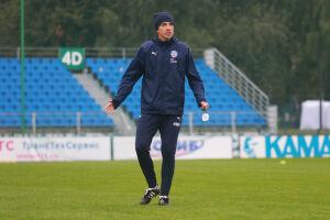 ФК «КАМАЗ» утвердил Ильдара Ахметзянова в качестве главного тренера клуба