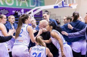 27 очков Безгодовой принесли «Казаночке» седьмую победу в чемпионате Суперлиги-1