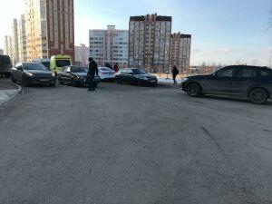 В Нижнекамске разыскивают водителя, который сбил 8-летнего ребенка и скрылся