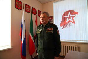 В этом году более сотни юнармейцев Татарстана поступили в военные училища страны