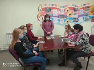 В Менделеевском районе литературный вечер посвятили творчеству местных поэтов