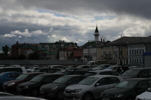 В Казани льготный режим работы парковок продлили на два с половиной месяца