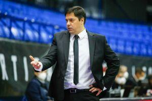 Наставник «Партизана» о победе над УНИКСом: «Это была очень тяжелая игра»