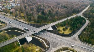 На трассе М7 в Высокогорском  районе Татарстана отремонтировали путепровод