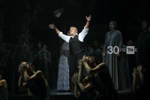 В Москве представят спектакль Татарского оперного театра «И воссияет вечный свет»