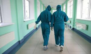 В Татарстане за сутки выявили 62 новых случая заражения Covid-19
