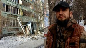 Челнинец, будучи в командировке в Екатеринбурге, спас ребенка из горящей квартиры