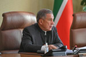 Минниханов одобрил ряд инвестиционных проектов по выпуску продукции в районах РТ