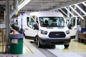 90-тысячный Ford Transit сошел с конвейера Ford Sollers в Елабуге