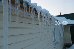В середине ноября в Татарстан стремительно ворвалась метеорологическая зима