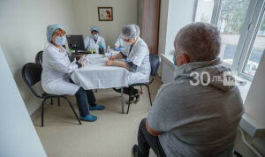 Татарстан остается среди регионов с наименьшим приростом зараженных Covid