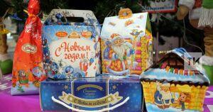 Нижнекамцев призвали помочь в сборе подарков для детей-инвалидов
