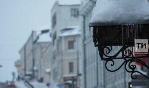 Зимой в Казани возможны частые перепады температур